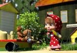 Сцена из фильма Маша и Медведь. Машины сказки (2012) Маша и Медведь. Машины сказки сцена 2