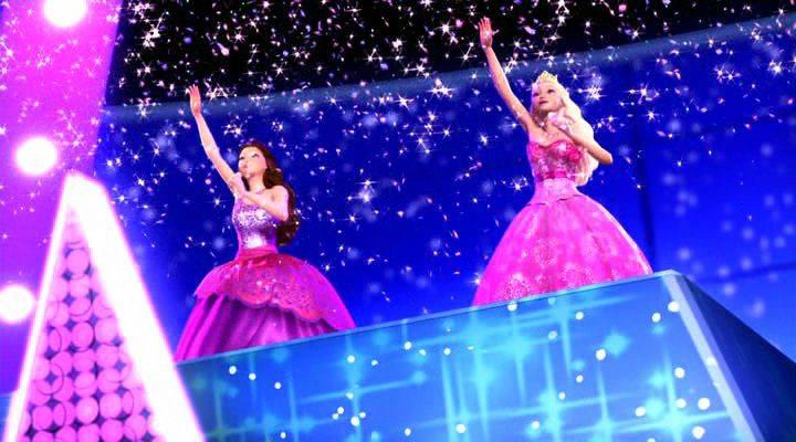 картинки барбі принцеса поп зірка