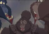 Сцена изо фильма Тарзан 0 / Tarzan II (2005)
