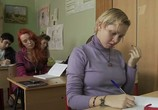 Сцена с фильма Школа (2010) Школа подмостки 0
