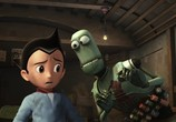 Сцена с фильма Астробой / Astro Boy (2009)