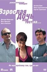Постер к фильму Взрослая дочь, или Тест на...
