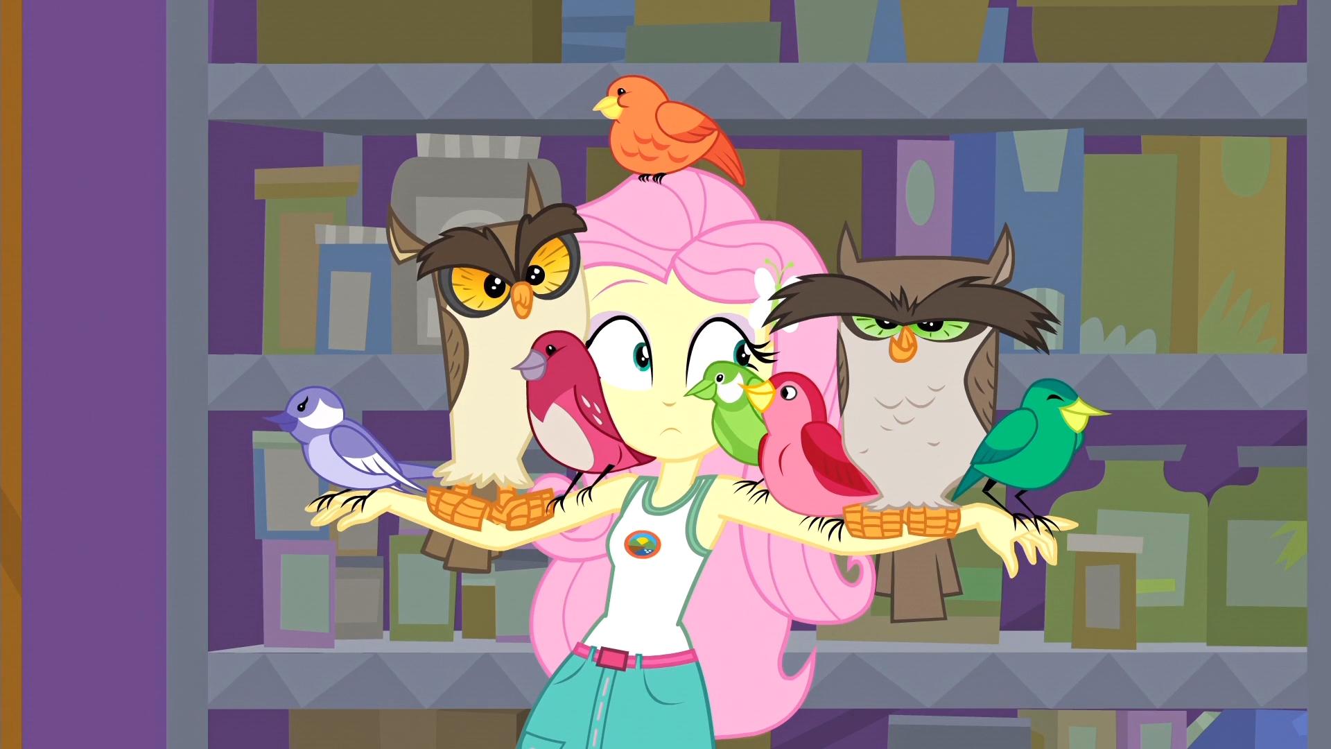 Мой маленький пони: девочки из эквестрии радужный рок hd.
