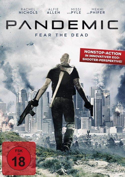Пандемия (2016) » торрент фильм.