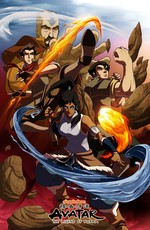 Аватар: Легенда относительно Корре / The Last Airbender: The Legend of Korra (2012)
