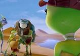 Сцена из фильма Принцесса-лягушка: Тайна волшебной комнаты / The Frog Kingdom 2: Sub-Zero Mission (2017) Принцесса-лягушка: Операция «разморозка» сцена 4