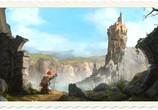 Сцена из фильма Джастин и рыцари доблести / Justin and the Knights of Valour (2013)