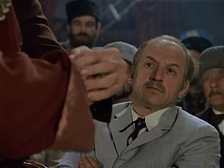 Скачать не бойся, я с тобой! (1981/dvdrip/2-серии) бесплатно.