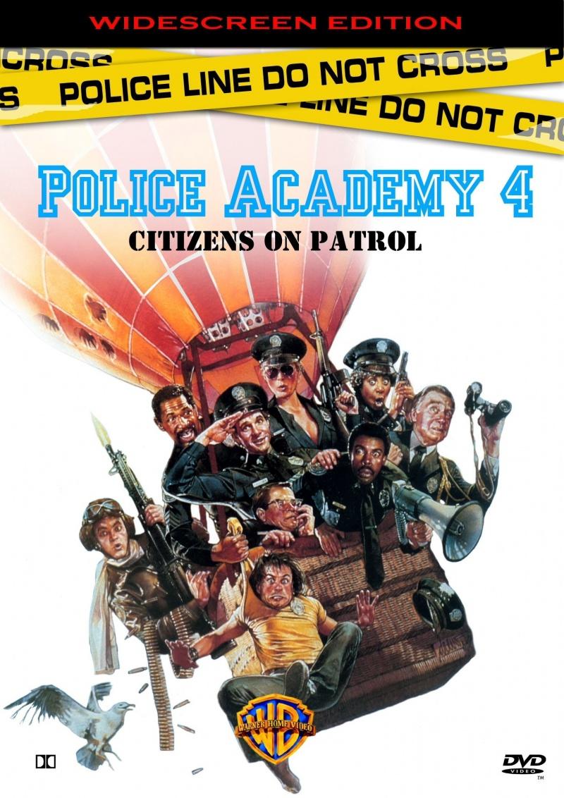 Полицейская академия: 1-7 / police academy: 1-7 (1984-1994.