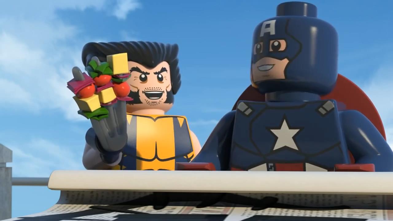 Marvel максимальная перегрузка lego marvel