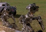 Сцена с фильма Короткое перемыкание / Short Circuit (1986) Короткое замыкание