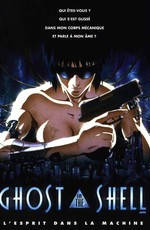 Призрак в доспехах / Ghost in the Shell (1995)