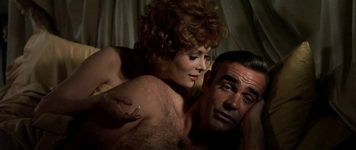 Скачать фильм Джеймс Бонд 007: Бриллианты навсегда / Diamonds Are ...