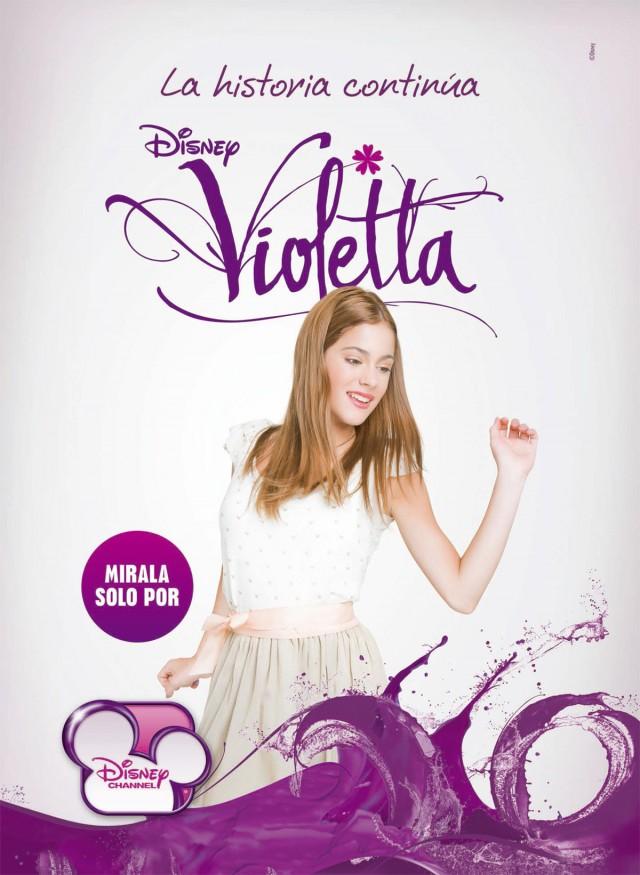 смотреть сериал виолетта: