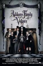Ценности семейки Аддамсов / Addams Family Values (1993)