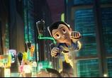 Сцена из фильма Астробой / Astro Boy (2009)