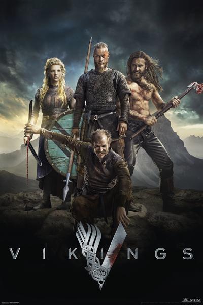 скачать сериал все сезоны викинги