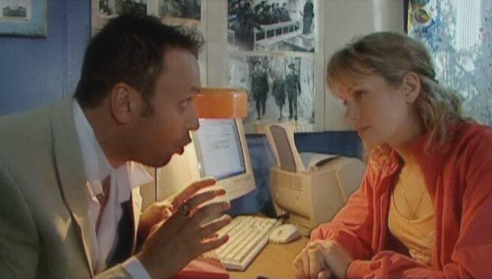 Полнолуние (4 серии из 4) (2005) DVDRip