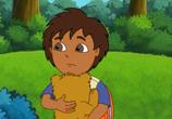 Кадр с фильма Даша-путешественница