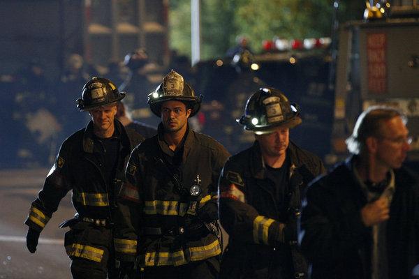 Пожарные Чикаго 4 сезон 23 серия